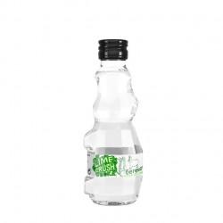 Miniatura vodka Beremot sabor lima