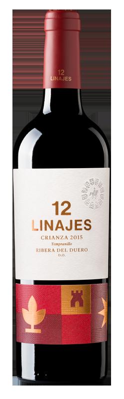 12 Linajes Crianza - Ribera del Duero