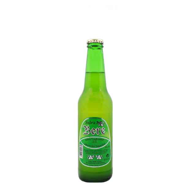 Botella de 33cl sidra Bere
