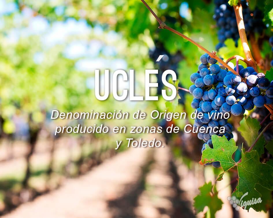 ucles denominacion de origen vino