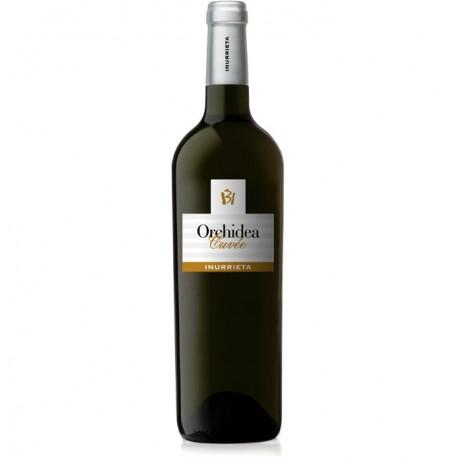 vino blanco Orchidea Cuvée de Inurrieta