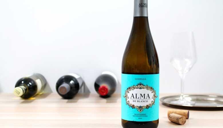 Descubre el vino blanco Alma de Blanco