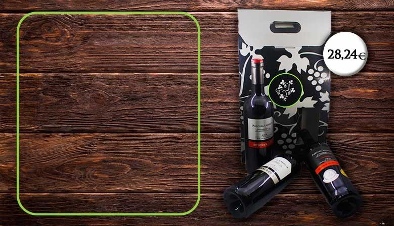 Regala el nuevo estuche de vinos Pascual Larrieta