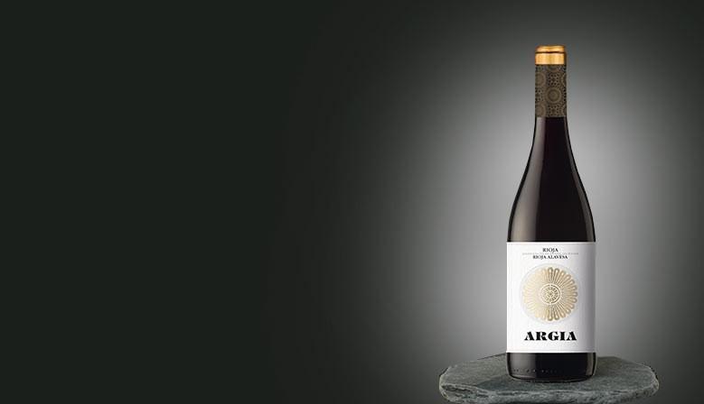 Argia el vino de autor de Bodegas Pascual Larrieta