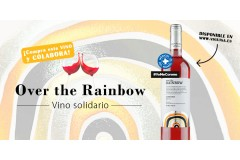 Over the Rainbow, el vino solidario contra el Coronavirus
