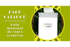 Pack Catador: La caja de vinos sorpresa para Winelovers